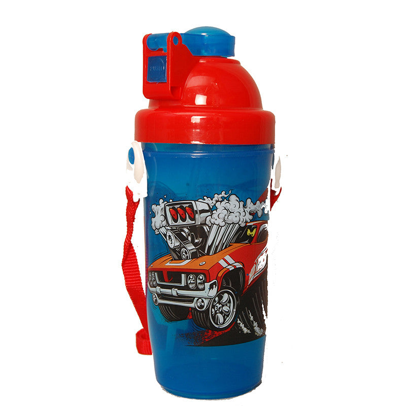 Eco Bottle XL -Hotwheels D2