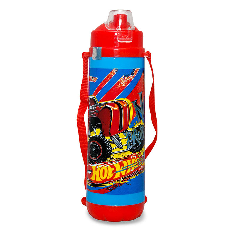 Long Double Wall Sipper - Hotwheels D1