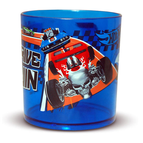 Hotwheels Clear Mug
