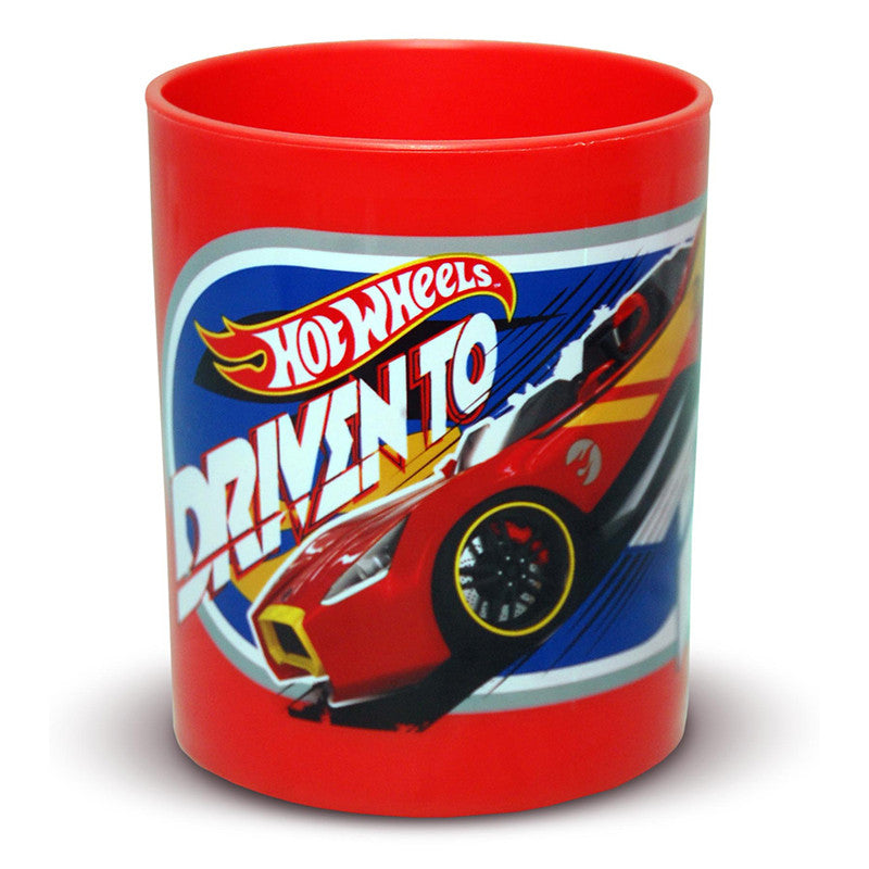 Hotwheels Red Mug