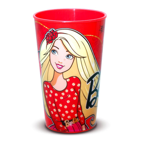 Barbie Red Tumbler