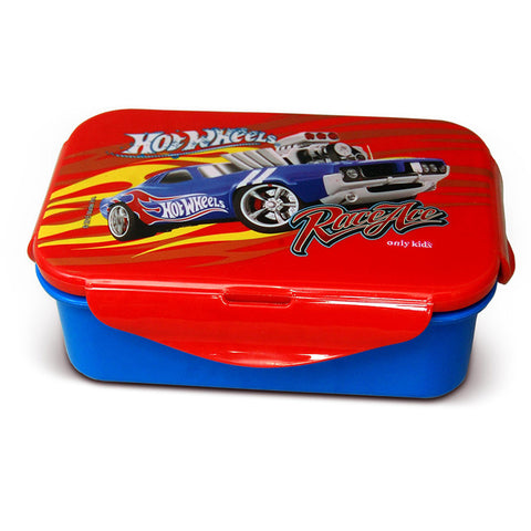 Hotwheels D1 Lunch Box Medium