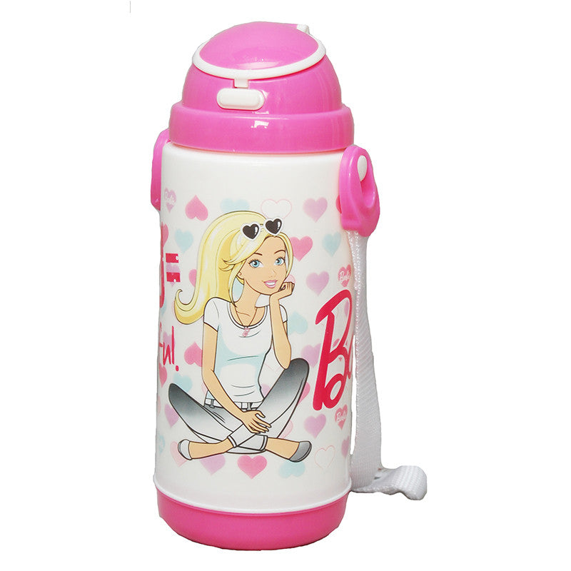 Barbie Double Wall Beautiful  Water Bottle