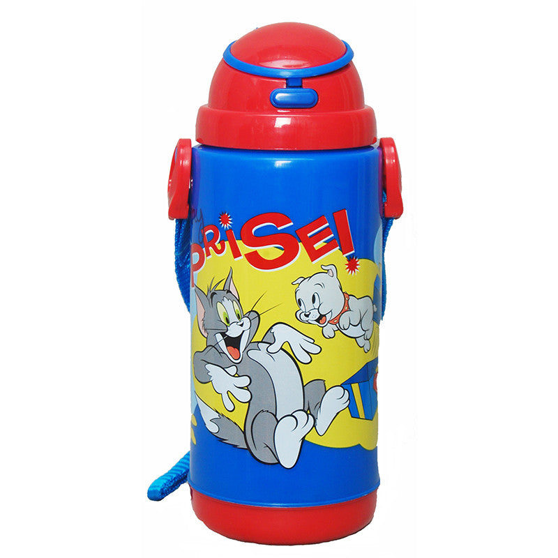 Tom And Jerry Double Wall Surprise Water Bottle