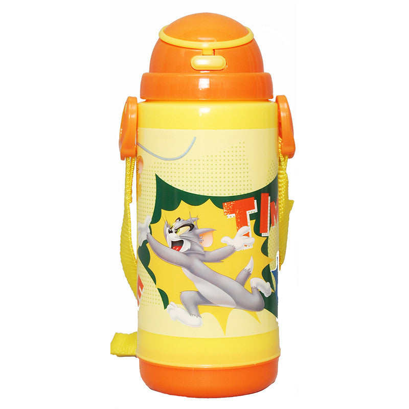 Tom And Jerry Double Wall Troubletime Water Bottle