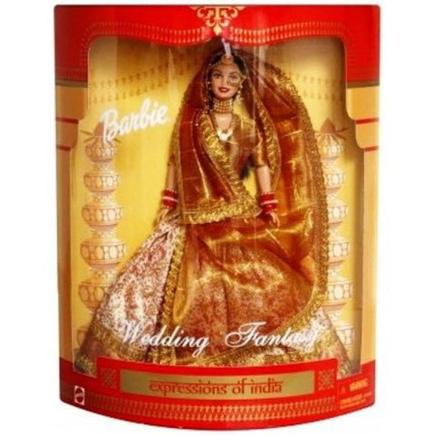 Barbie Wedding Fantasy Doll