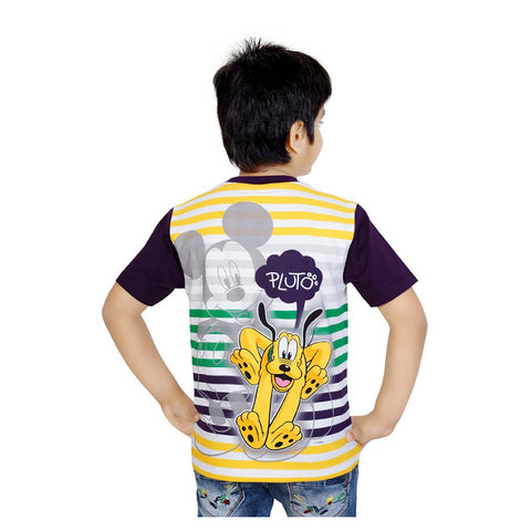 Disney Pluto Boys T-Shirt