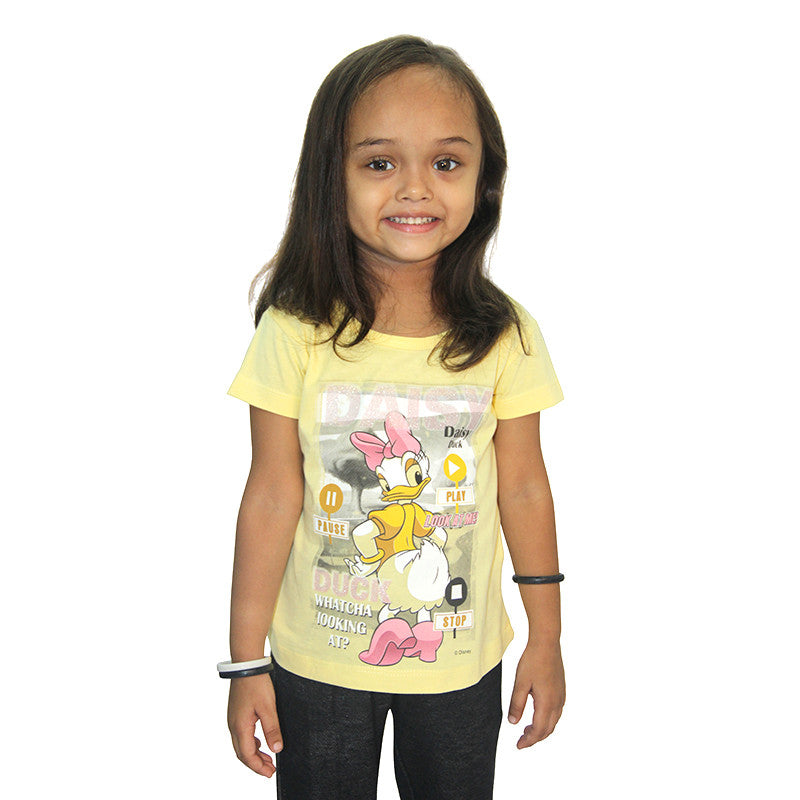 Disney Daisy Duck Girls  Top