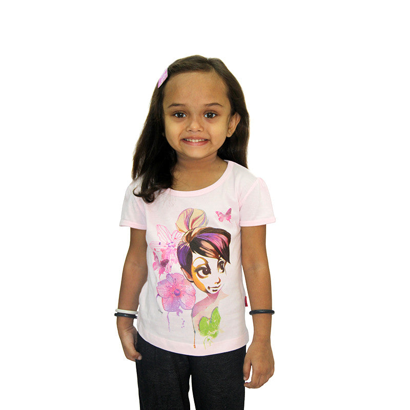 Disney Princess Girls  Top