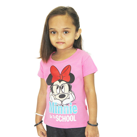 Disney Minnie Girls  Top