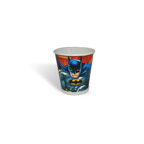 Batman Paper Glass