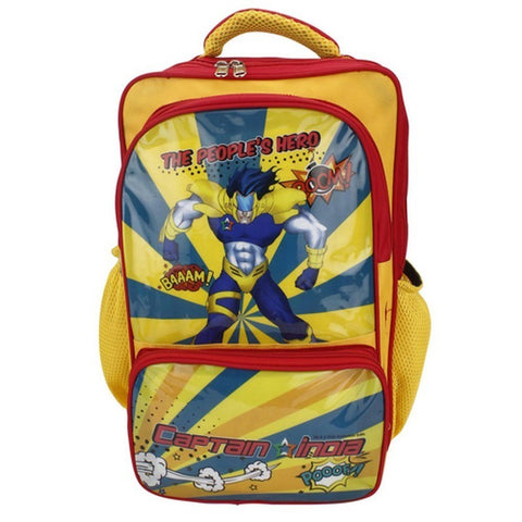 Captain India School Bags
