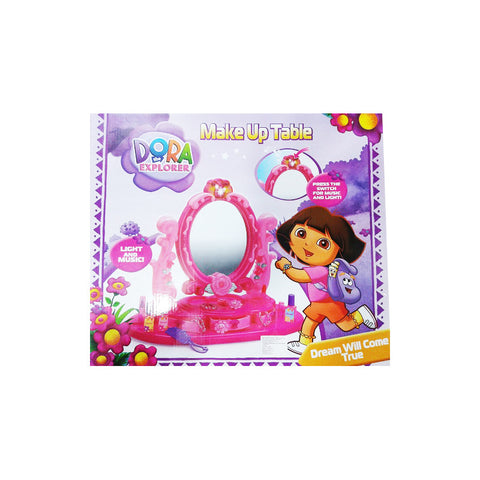 ToysBuggy Kids' Real Action Dora Make Up Set (color may vary)