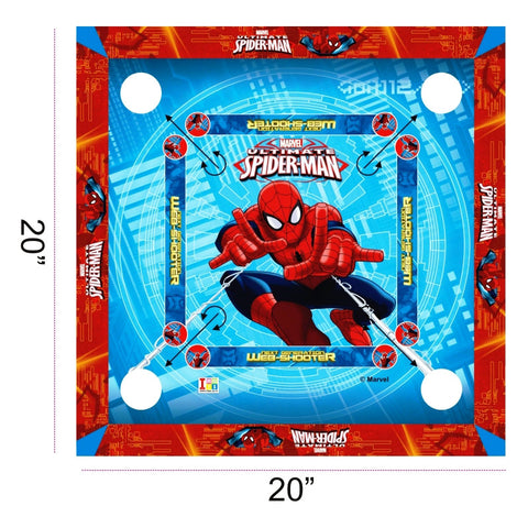 Spiderman Carrom Board - Big