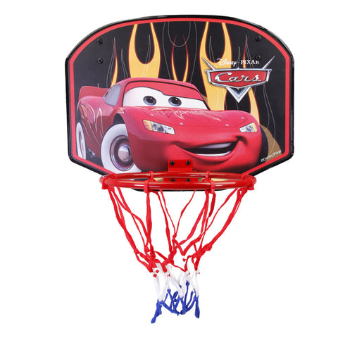 Cars Mini Basketball Board ( Medium) - Red
