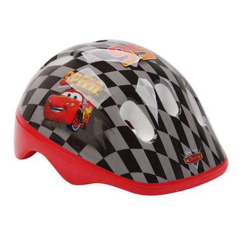 Cars Helmet - Black & Red