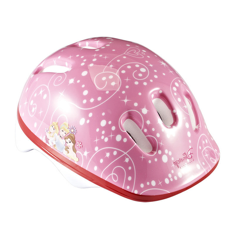princess Sports Helmet - Pink