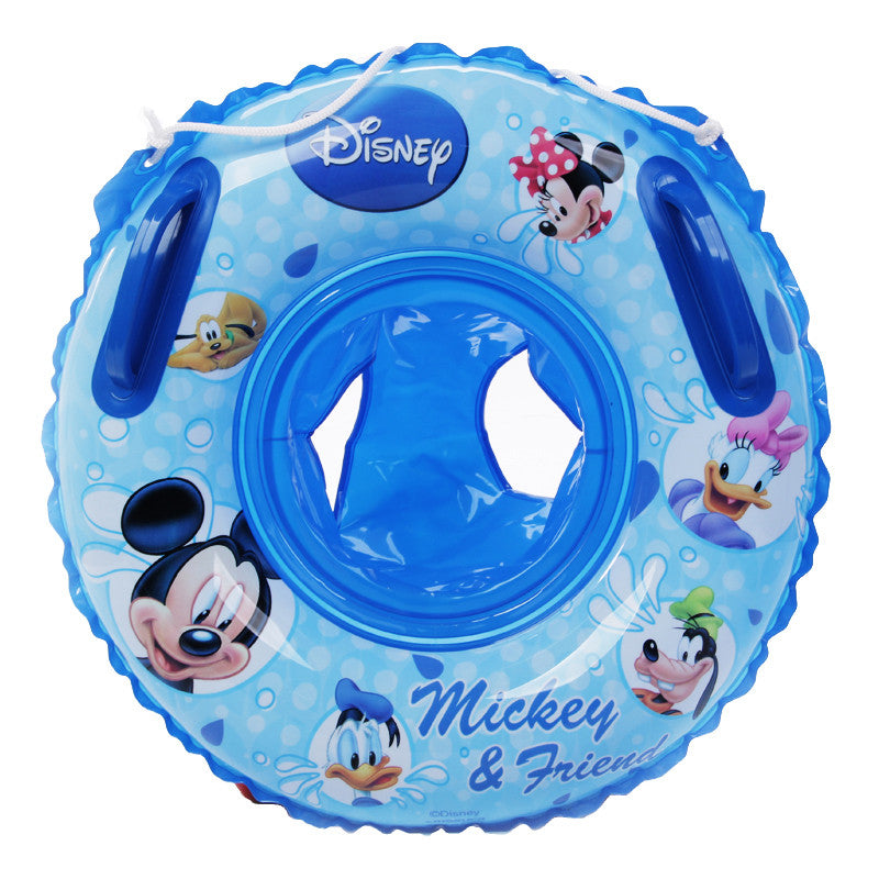 Disney Mickey Kid Seat Ring - Blue
