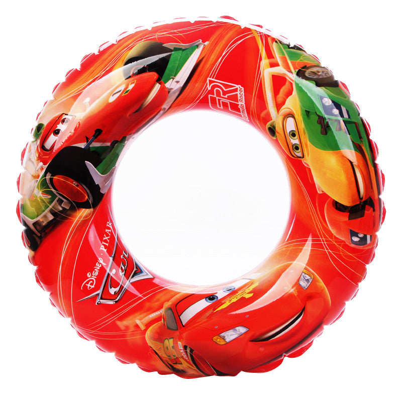 Cars Kid 80 CM Swimming Ring - Red