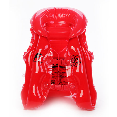 Cars Infalatable Swimming Suit - Red