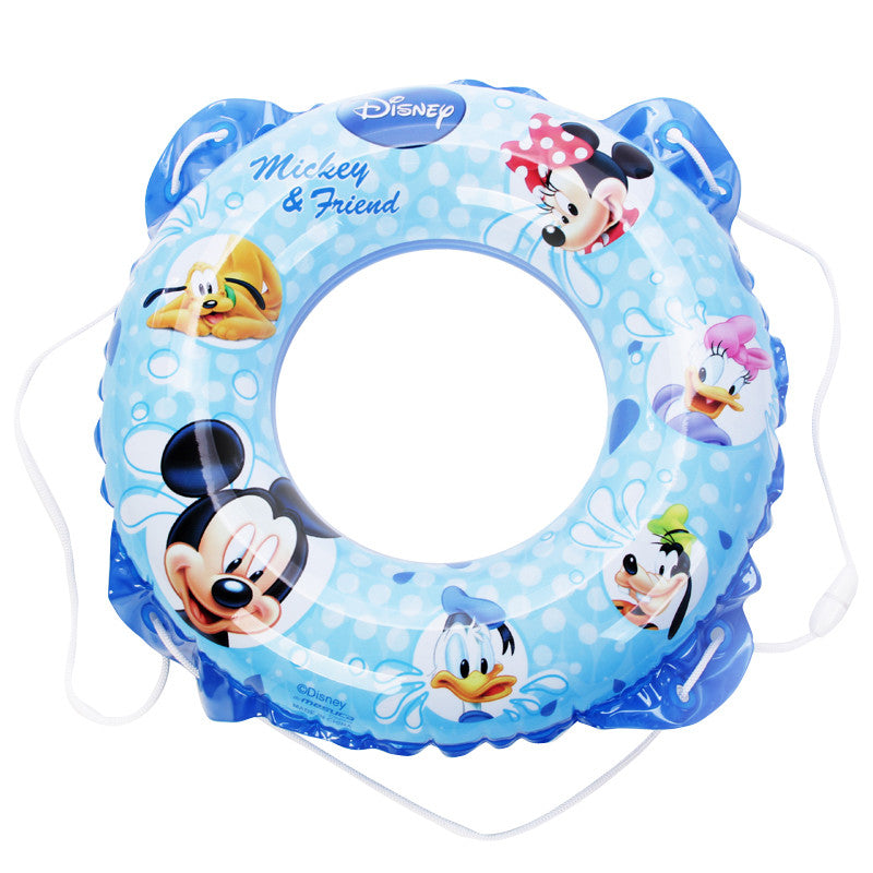 Disney Mickey Kid 50 CM Swimming Ring - Blue