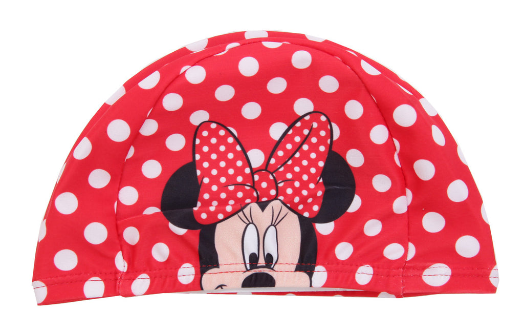 Minnie Swimming Cap - Red