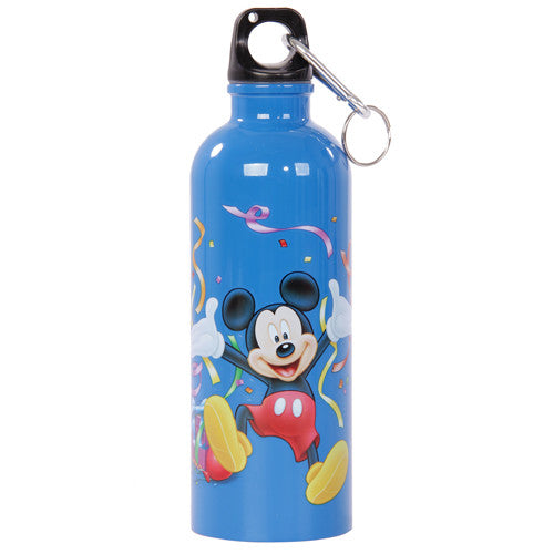 Mickey Sports Water Bottle - Blue