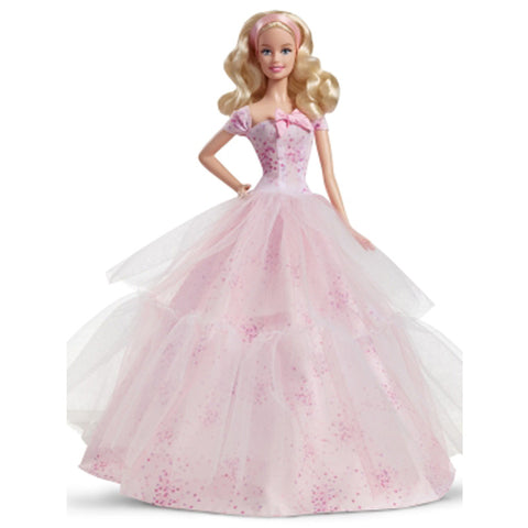 Barbie Birthday Wishes 2016
