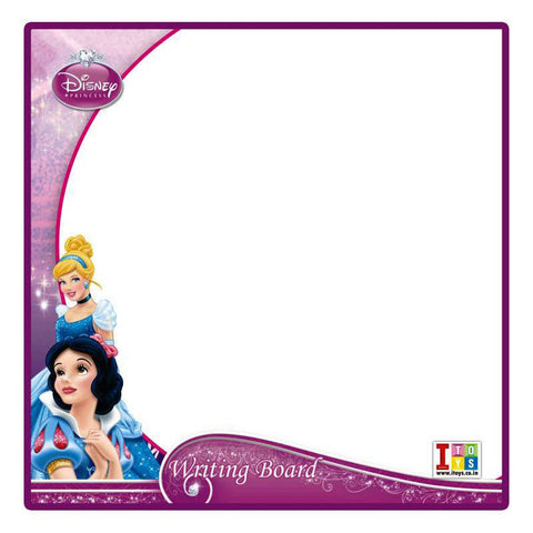 Princess Dart Game And Writing Board (2-in-1)