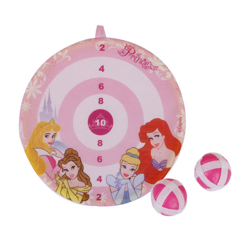 Disney Princess Slimball Dartboard - Pink