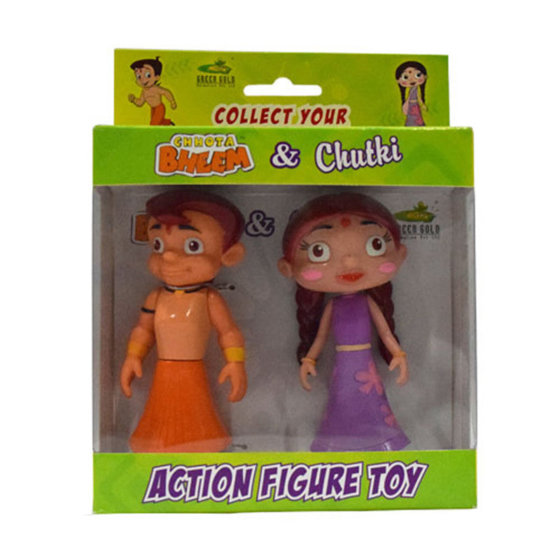 Action Figures – Bheem+Chutki