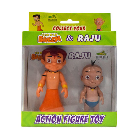 Action Figures – Bheem+Raju