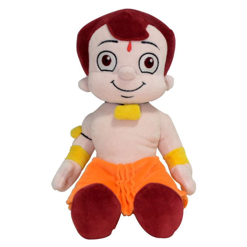Chhota Bheem Plush Toy-30cm (Sitting Pose)