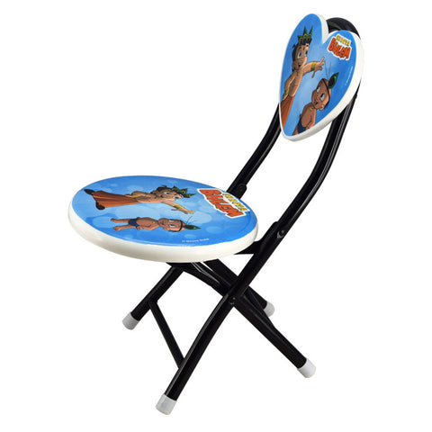 Chhota Bheem Baby Chair Blue