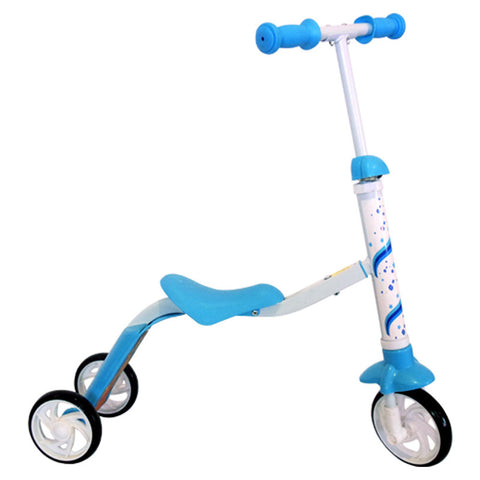 Chhota Bheem 2-in-1 Scooter Blue