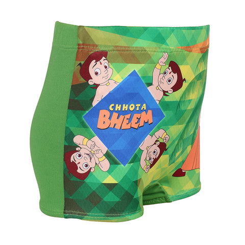 Chhota Bheem	 Boys Digital Trunks