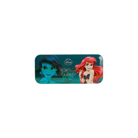 Disney Arrial Cartoon Art Metal Pencil Box