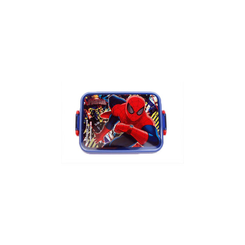 Disney Spiderman Lunch Box 2 Containers Lunch Box