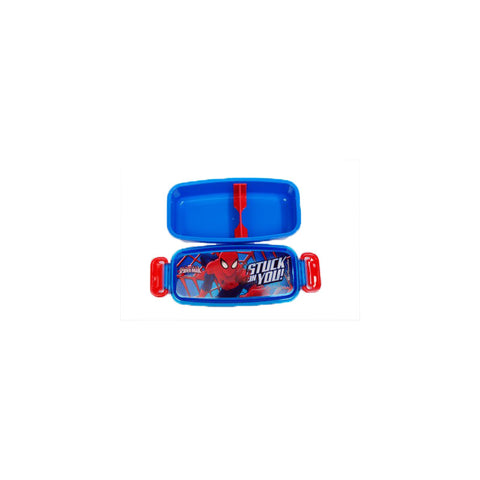 Disney Spiderman Lunch Box 1 Containers Lunch Box