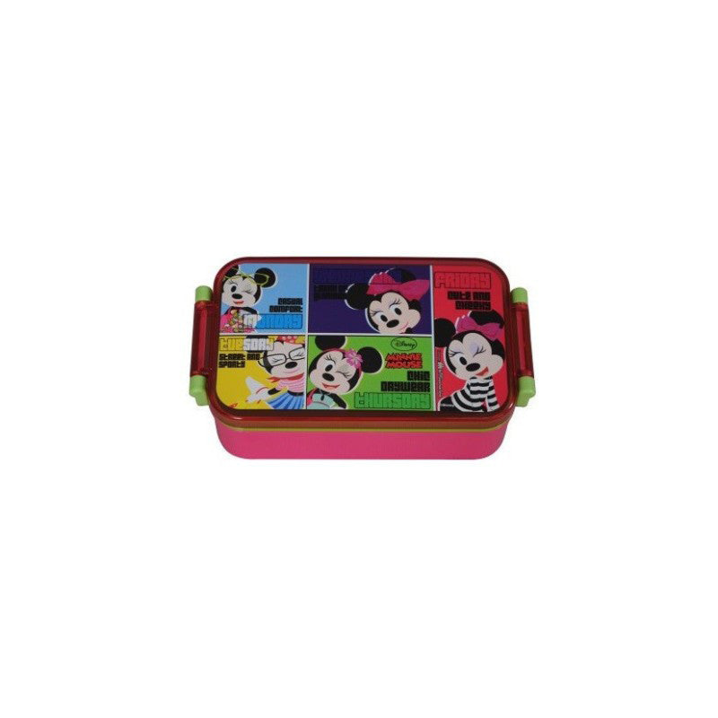 Disney Minnie Mouse 1 Containers Lunch Box