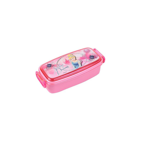 Disney Cindrella Lunch Box 1 Containers Lunch Box