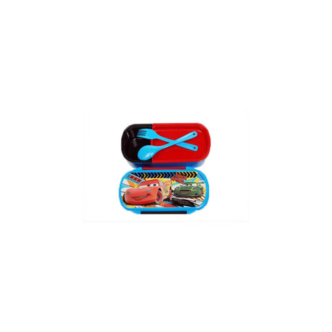 Disney Pixar Cars Lunch Box 3 Containers Lunch Box