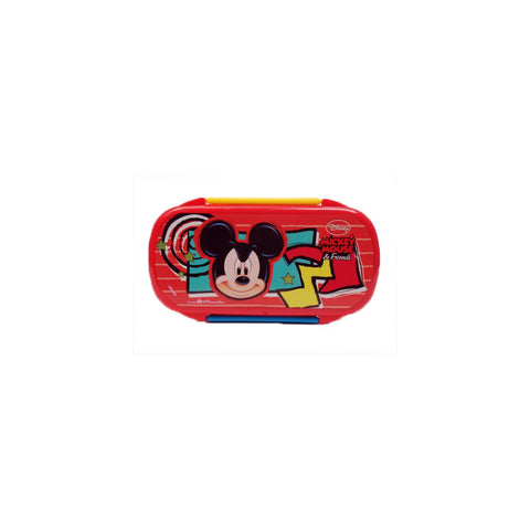 Disney Mickey Mouse Lunch Box 3 Containers Lunch Box