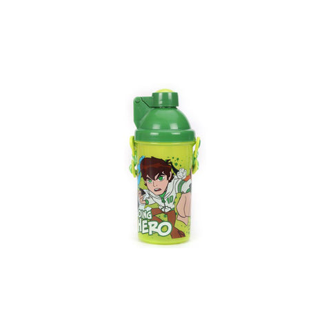 Cartoon Network BEN 10 Sipper Bottle 500 ml Water Bottle