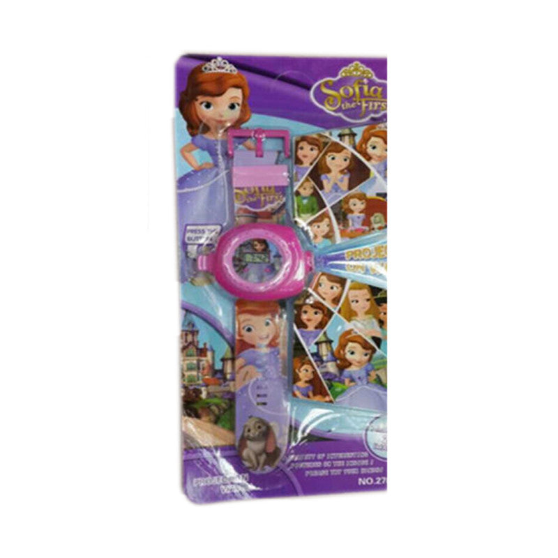 Sofia The First Projector Digital Watch for Kids