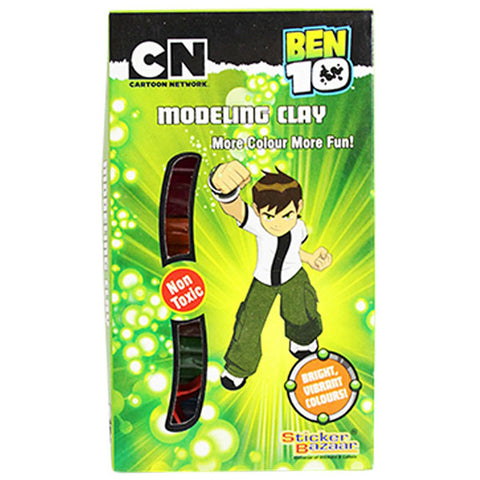Clay Box Of BEN 10