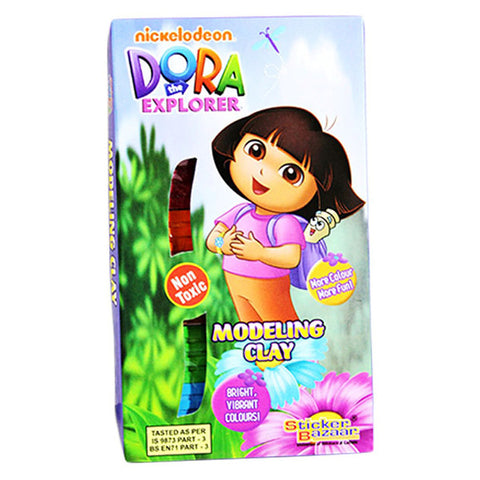 Clay Box Of Dora