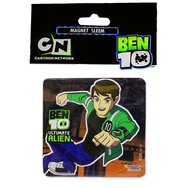Offically Licensed- Slim Magnet of BEN 10 Ultimate Alien
