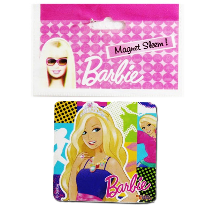 Offically Licensed- Slim Magnet of Barbie