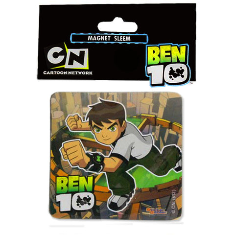 Offically Licensed- Slim Magnet of BEN 10